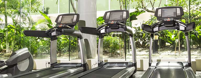 fitness center on ucla campus near luskin conference center and hotel