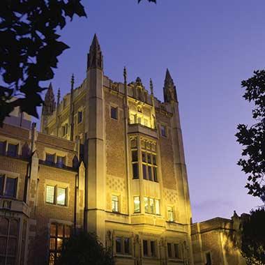 UCLA's Kerckhoff Hall