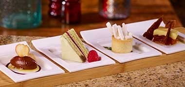 Desserts — Plateia Restaurant