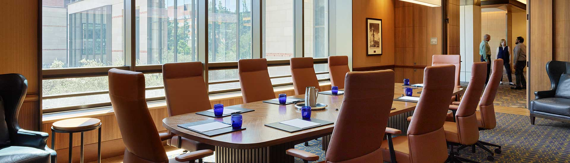 UCLA Conference Room at luskin conference center