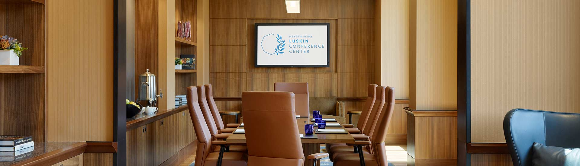 iacc conference room at luskin hotel