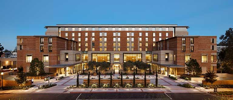 Ucla Luskin Conference Center Hotel