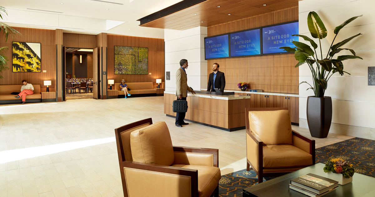 Ucla Hotel Guest Services Amp Amenities Los Angeles Ca