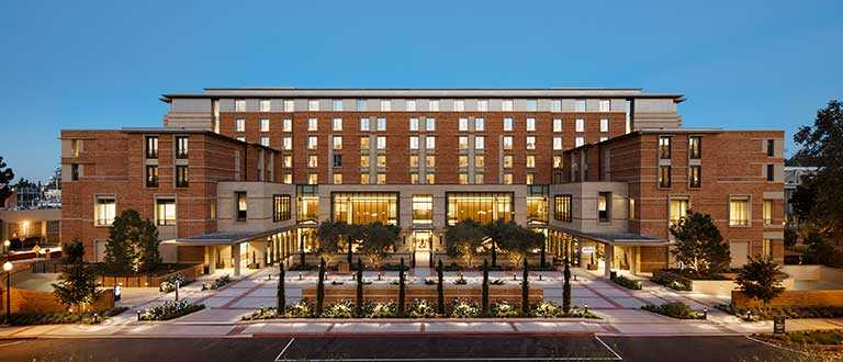 About The Hotel | UCLA Luskin Conference Center on ucla public affairs, ucla anderson, ucla department of social work,